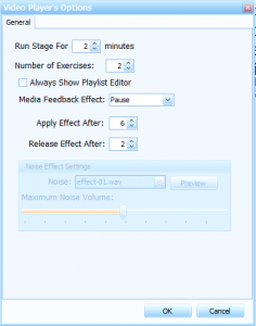 VideoPlayer-SpecificOptions